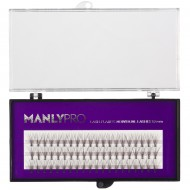 Ресницы пучковые Manly Pro шелк 12 мм РП05: фото