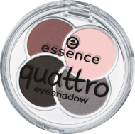 Тени для век Quattro Essence 19 greys n' roses: фото