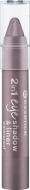 Тени для век и контур 2 в 1 Eyeshadow & Liner 2 in 1 Essence 06 she's got the mauve: фото