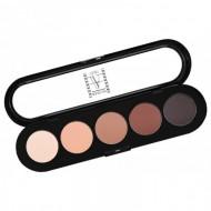 Отзывы Палитра теней, 5 цветов Make-Up Atelier Paris T19 тона розового дерева