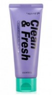 Ночная маска интенсивно увлажняющая EUNYUL Clean & fresh intense moisture sleeping pack 120 мл: фото