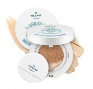 Кушон увлажняющий VILLAGE 11 FACTORY Real Fit Moisture Cushion SPF50+ № 23 Deep Вeige: фото