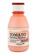 Эмульсия осветляющая с экстрактом томата SKINFOOD Premium Tomato Whitening Emulsion: фото