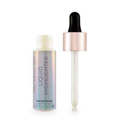 Жидкий хайлайтер MakeUp Revolution LIQUID HIGHLIGHTER Unicorn Elixir: фото