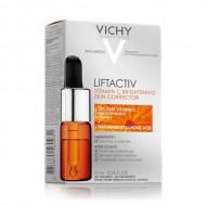 Антиоксидантный концентрат молодости кожи VICHY ЛИФТАКТИВ 10 мл: фото