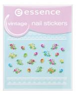 Наклейки для ногтей ЕSSENCE nail art т.17 vintage: фото