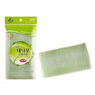 Мочалка для душа Sungbo Cleamy Bamboo Shower Towel (28х100) 1шт: фото