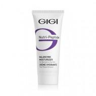Крем пептидный увлажняющий балансирующий для жирной кожи GIGI Nutri-Peptide 200 мл: фото