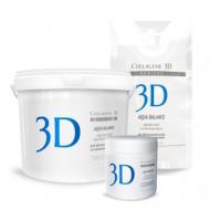 Альгинатная маска для лица и тела Collagene 3D AQUA BALANCE с гиалуроновой кислотой 200 г: фото