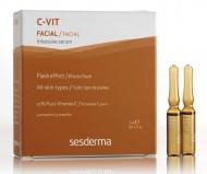 Сыворотка интенсивная Sesderma 12% C-VIT 5*2 мл: фото