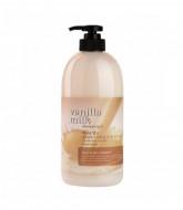 Гель для душа Welcos Body Phren Shower Gel (Vanilla Milk) 730мл: фото