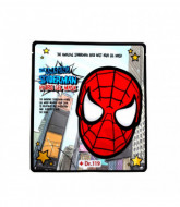 Маска для лица гидрогелевая Baviphat THE AMAZING SPIDERMAN SNAIL NUTRITION GEL MASK 30гр: фото