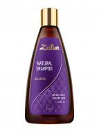"""Шампунь для волос Zeitun """"Балансирующий"""" для волос жирных у корней и сухих на кончиках с маслом лавра, 250 мл: фото"""
