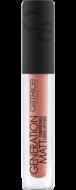 Жидкая помада для губ CATRICE Generation Matt Comfortable Liquid Lipstick 010 NUDETOWN EXPRESS: фото