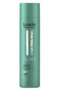 Шампунь органический для волос Londa Professional P.U.R.E Shampoo Shea Butter 250мл: фото
