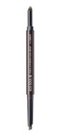 Карандаш-пудра для бровей THE SAEM Eco Soul Pencil&Powder Dual Brow 04 Medium Brown 0,5гр*0,3гр: фото