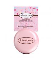 Пудра для лица RIVECOWE Beyond Beauty SkinVolume Twoway Cake SPF30 РА++ №23 средний беж 12г: фото