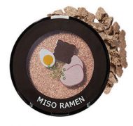 Тени для век мерцающие THE SAEM Saemmul Single Shadow (Shimmer) YE04 Miso Ramen 2г: фото