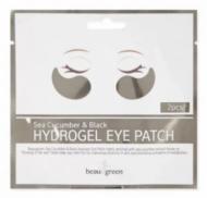 Патчи для глаз Beauugreen Sea Cucumber&Black Hydrogel Eye Patch 1 пара: фото