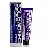 Краска для волос Redken Chromatics Ultra Rich 1NN натуральный чёрный 60мл: фото