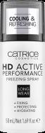 Спрейфиксирующий длямакияжа CATRICE HD Active Performance Freezing Spray: фото
