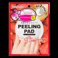 Пилинг-диск для лица с экстрактом земляники SUNSMILE Peeling Pad 7 мл: фото