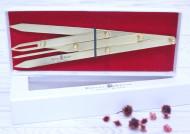 Циркуль Леонардо Золотой Royal Brow: фото