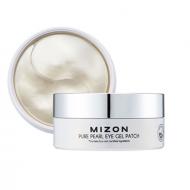 Гидрогелевые патчи с экстрактом белого жемчуга MIZON Pure Pearl Eye Gel Patch 60шт