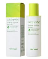 Эмульсия для лица с витамином C TONY MOLY GREEN VITA C Soothing Emulsion 120мл