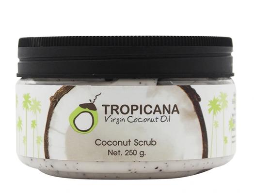 Скраб для тела КОКОС TROPICANA Coconut Body scrub 250г: фото