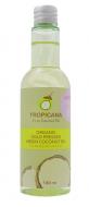 Масло для кожи и волос ЛАВАНДА TROPICANA Organic Cold Pressed Virgin Coconut Oil Lavender 100мл