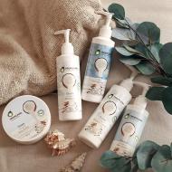 Крем для душа ОЗОН TROPICANA Ozone Coconut Shower Cream 240 мл